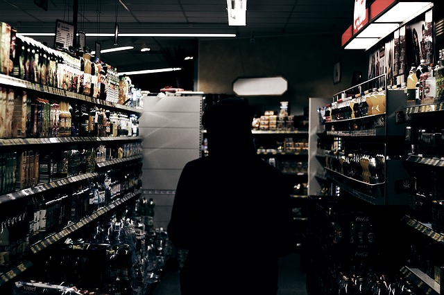 מכירת אלכוהול לקטין